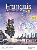 Français 5e - 4e - 3e (cycle 4) - Nouveau programme 2016