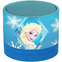 Frozen - Altavoz inalámbrico - Conectividad por Bluetooth