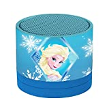 LEXIBOOK BT010FZ - Mini Altoparlante Bluetooth Disney Frozen, Design Elsa/Olaf/Kristoff, Blu