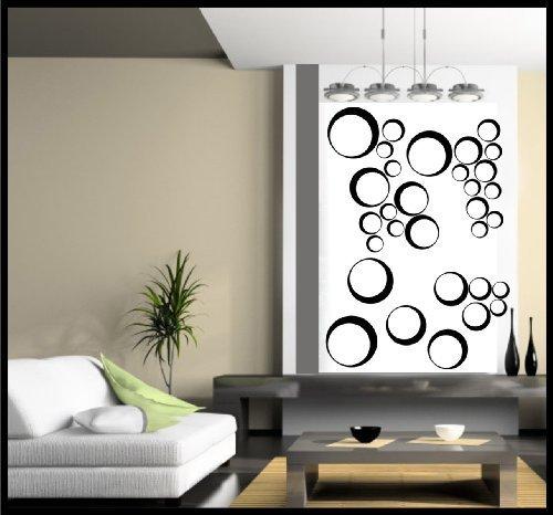 graz-design-jeu-de-stickers-muraux-en-forme-de-cube-retro-a-pois-blancs