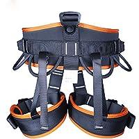 Escalada En Roca Al Aire Libre, Cinturón De Seguridad para Trabajo En Equipo,Orange