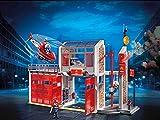 PLAYMOBIL 9462 Spielzeug-Große Feuerwache für PLAYMOBIL 9462 Spielzeug-Große Feuerwache