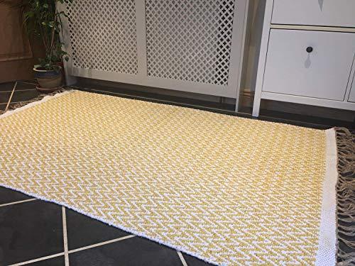 Second Nature - Alfombra Hilo algodón diseño Espiga