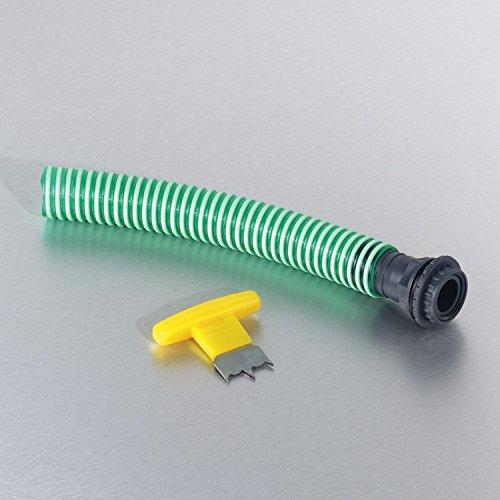3P Technik Filtersysteme Regentonnenanschluss 25 mm als Set für eine sichere Verbindung zwischen Fallrohrfilter BZW. Regensammler und Regenwassertonne oder Regenwassertank