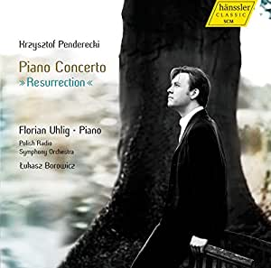 """Klavierkonzert """"Resurrection"""""""