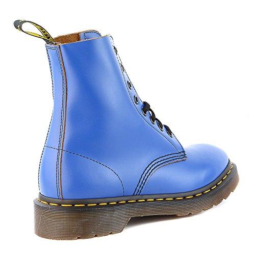Dr. Martens Damen Pascal Pferdeschuhe Blue Vintage Smooth