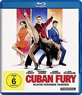 Cuban Fury - Echte Männer tanzen [Blu-ray]