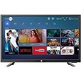 Daiwa 80 cm (32 Inches) HD Ready LED Smart TV D32C4S (Black) (2017 model)