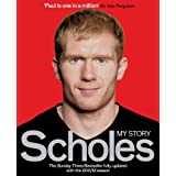 Scholes: My Story (MUFC) (English Edition)