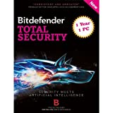 Bitdefender Total Security 2017 1 device...