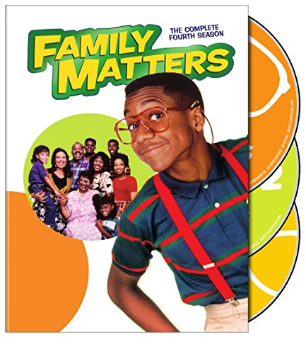 Family Matters: Season 4 [RC 1]
