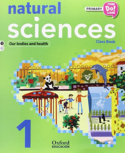 Pack castilla león natural science 1º primaria student's book (+ cd) (think do learn)