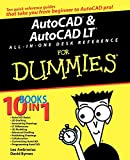 AutoCAD & AutoCAD All-in-one Desk Reference for Dummies