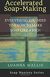 Soap Mastery Series: Accelerated Soap Making: Everything you need to know to make soap like a pro!: Volume 2