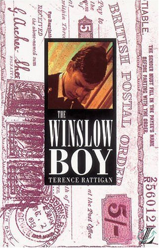 The Winslow Boy (NEW LONGMAN LITERATURE 14-18)