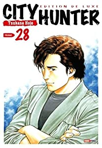 City Hunter - Nicky Larson Edition de luxe Tome 28
