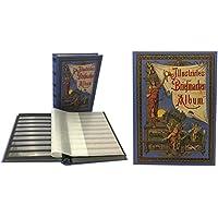 Prophila Collection Nostalgia Clasificador II Sellos 60 paginas Negro