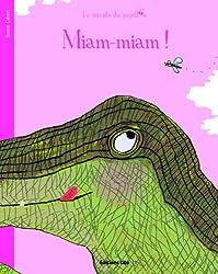 La minute du papillon : Miam-miam !