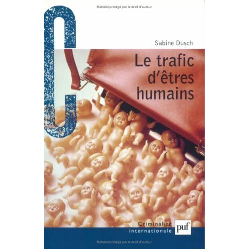 Le trafic d'êtres humains