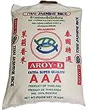 AROY-D Thai Jasmin-Reis [ 10 kg ] AAA Quality Thai