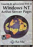 Creación de aplicaciones Web en Windows NT. Active Server Pages.