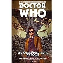 Doctor Who - 10e docteur T02 Les anges pleureurs de mons (2)