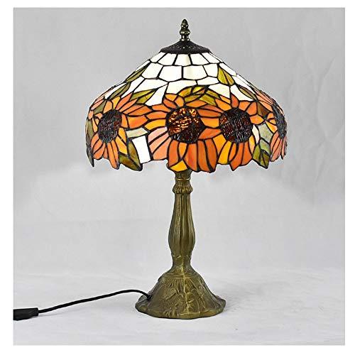 XINGUANG Dekorative Lampen und Laternen Tiffany Eye Protector Beleuchtung Studio Kreative Warm Schlafzimmer Romantische Mode Beleuchtung Beleuchtung