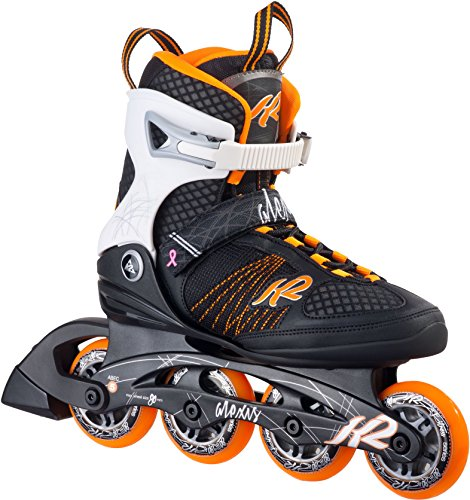 K2 Damen Inline Skate Alexis 80, mehrfarbig, 9, 30A0104.1.1.090