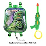 #7: Zest 4 Toyz Holi Water Gun with High Pressure Holi Pichkari with Back Holding Tank, Holi 2.5 Litre - Hulk