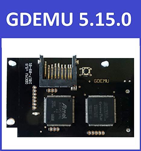 GDEMU Sega DC Dreamcast -sd card reader-5.15.0 firmware - Made in China