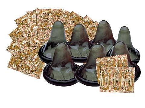 Secura Black Power Beutel, 1er Pack (1 x 50 Stück)
