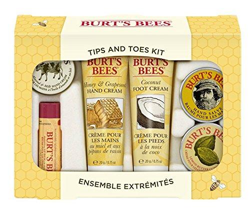 Burt's Bees, Kit da regalo per mani e piedi, incl. 1...