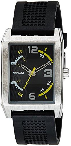 51dVAPiP6GL - Sonata 7999SP01A Mens watch