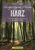 Vergessene Pfade: Wandern wie zu Goethes Zeiten! 38 außergewöhnliche Touren abseits des Trubels führen Sie in unbekannte Winkel des Harz, dem ... Sie zu jeder Jahreszeit - (Erlebnis Wandern) - Richard Goedeke