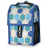 pack-it PackIt DBB-BD-0001 Babyflaschen-Kühltasche, Dots blau