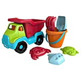 COLORBABY - Set de Playa: camión 30 cm,...