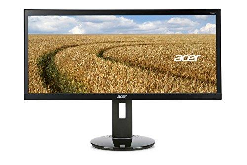 Acer CB290Cbmidpr 29-Inch IPS LED Monitor (100M:1, 2560 x 1080, 6 ms, Displayport HDMI DVI, 21:9)