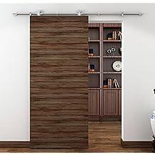 Amazon.it: porta scorrevole legno - Amoylimai