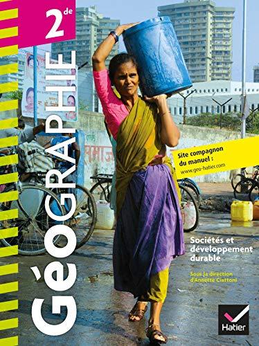 Géographie 2de éd. 2010 - Manuel de l'élève par Gérard Rigou