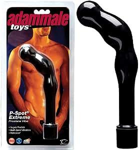 Vibromasseur anal P-Spot Extreme - 21 cm