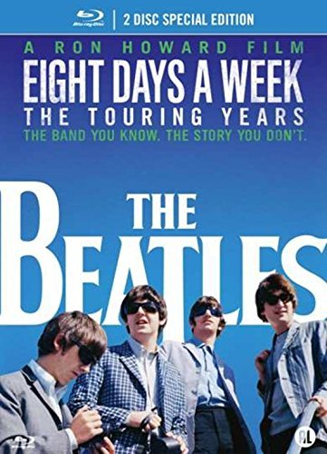 The Beatles  - Eight Days A Week (2 Blu-Ray) - Amazon Musica (CD e Vinili)