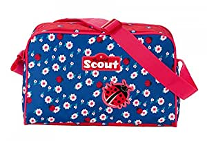 scout sporttasche sporttasche i julie 12 liters mehrfarbig 25010268300 koffer. Black Bedroom Furniture Sets. Home Design Ideas