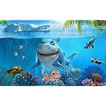 Fototapete kinderzimmer unterwasserwelt  Suchergebnis auf Amazon.de für: Foto-Tapete Unterwasserwelt