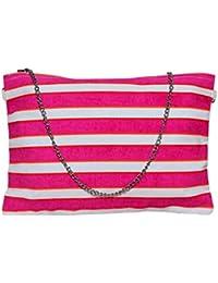 Diwaah Evergreen Handmade Rug Zip Top Clutch Purse-Sling Bag-Cross Body Bag - B07539C9KL