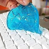 Tastatur Reinigen 1Pcs reinigen Staub-Reinigungs-Kleber Glitschig Gel Wischer für Tastatur Laptop-Auto-Reinigungs-Zubehör