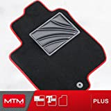 MTM Tapis Auto DS3 depuis 2010- Personnalisés sur Mesure, en Velours Antidérapant,...