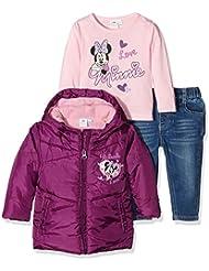 Disney Minnie Heart, Ensemble Bébé Fille