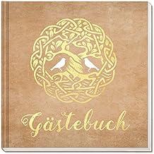 Suchergebnis Auf Amazonde Für Gästebuch Goldene Hochzeit
