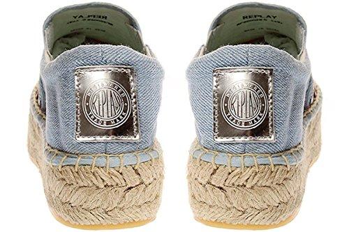 Replay ONESTED - Damen Schuhe Sneaker Slipper - RF220028S Orange