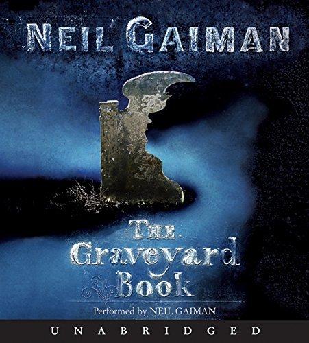 The Graveyard Book CD by Neil Gaiman (2008-09-30)